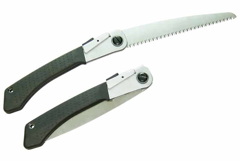 SB-8TE-F 8-inch Folding Tri-Cut Saw