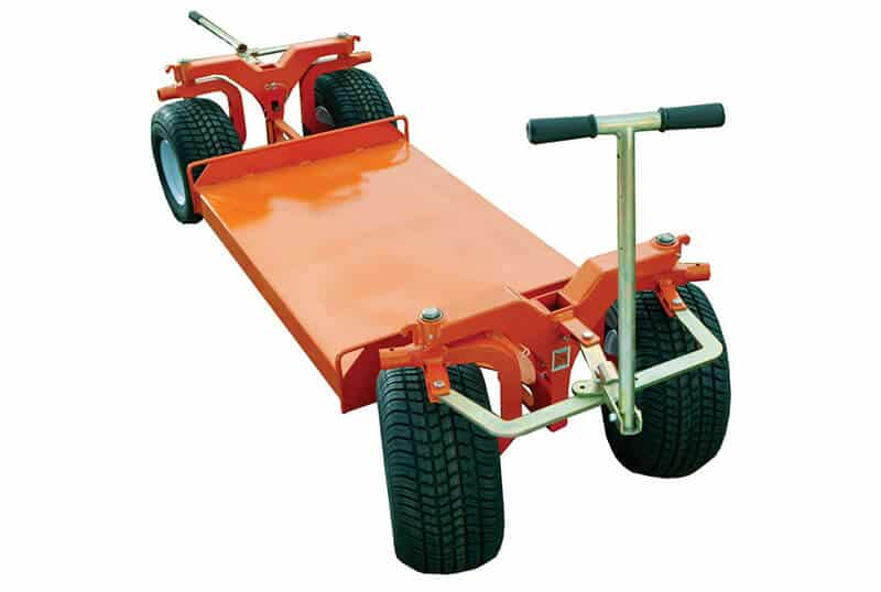Two Wheel Dolly >> 1030A - Spartaco