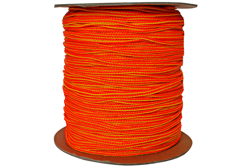 TL-PE-181000 Neon Orange and Yellow Throw Line