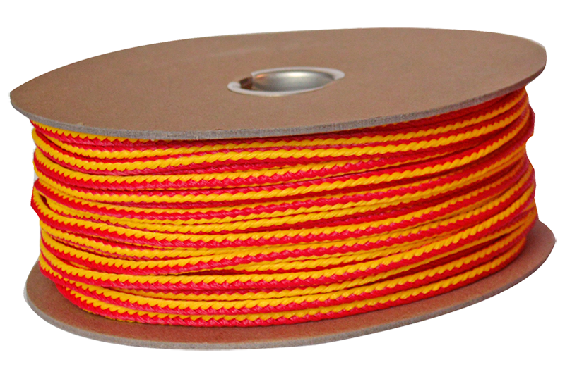 TL-PE-532200 Jameson Neon Red and Yellow Throw Line